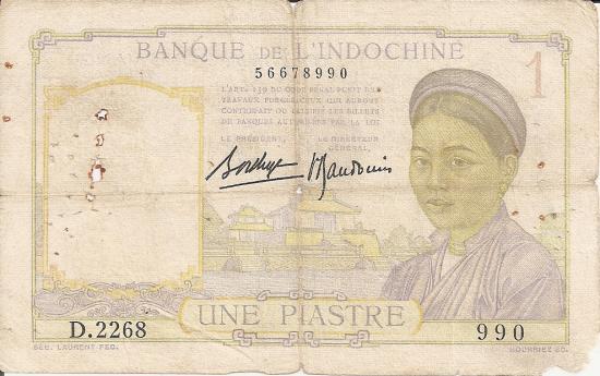 Indochine Francaise French Indo China